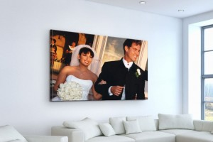 Photo sur toile grand format